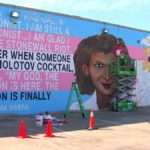 trans, mural, dallas, metro weekly