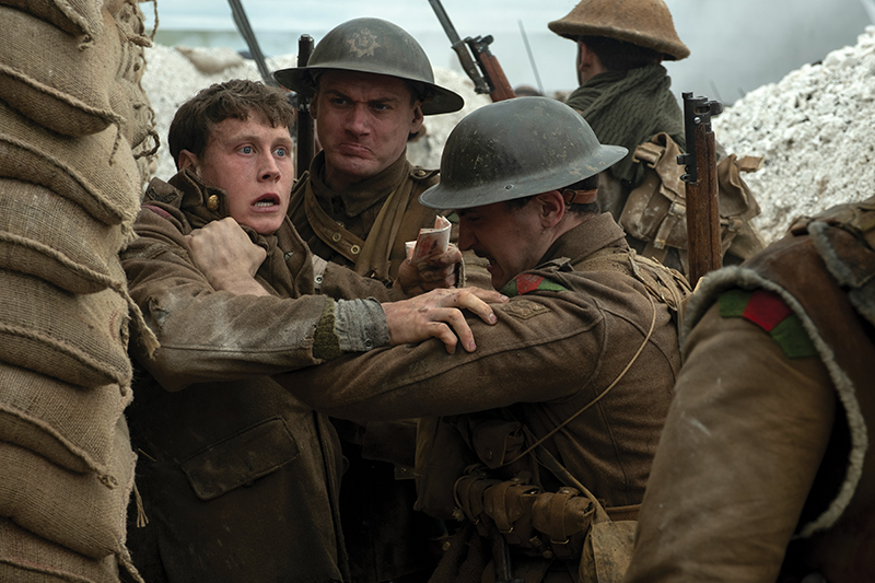 1917, sam mendes, review