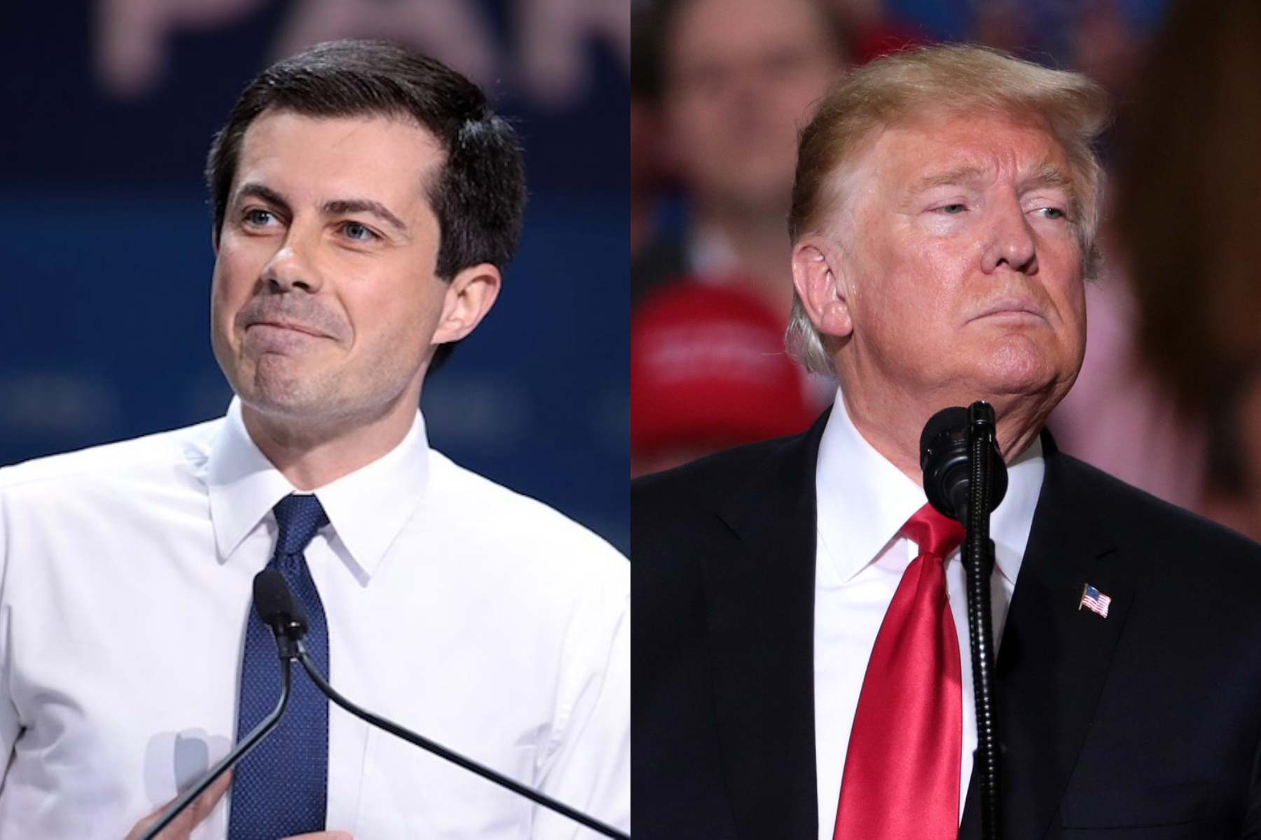 buttigieg, trump, gay, christian, religion