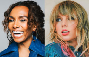Janet Mock, Taylor Swift, GLAAD, award