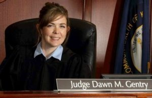 dawn gentry, kentucky, judge