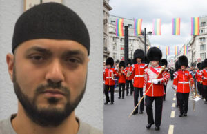 Mohiussunnath Chowdhur, pride in london, gay, lgbtq
