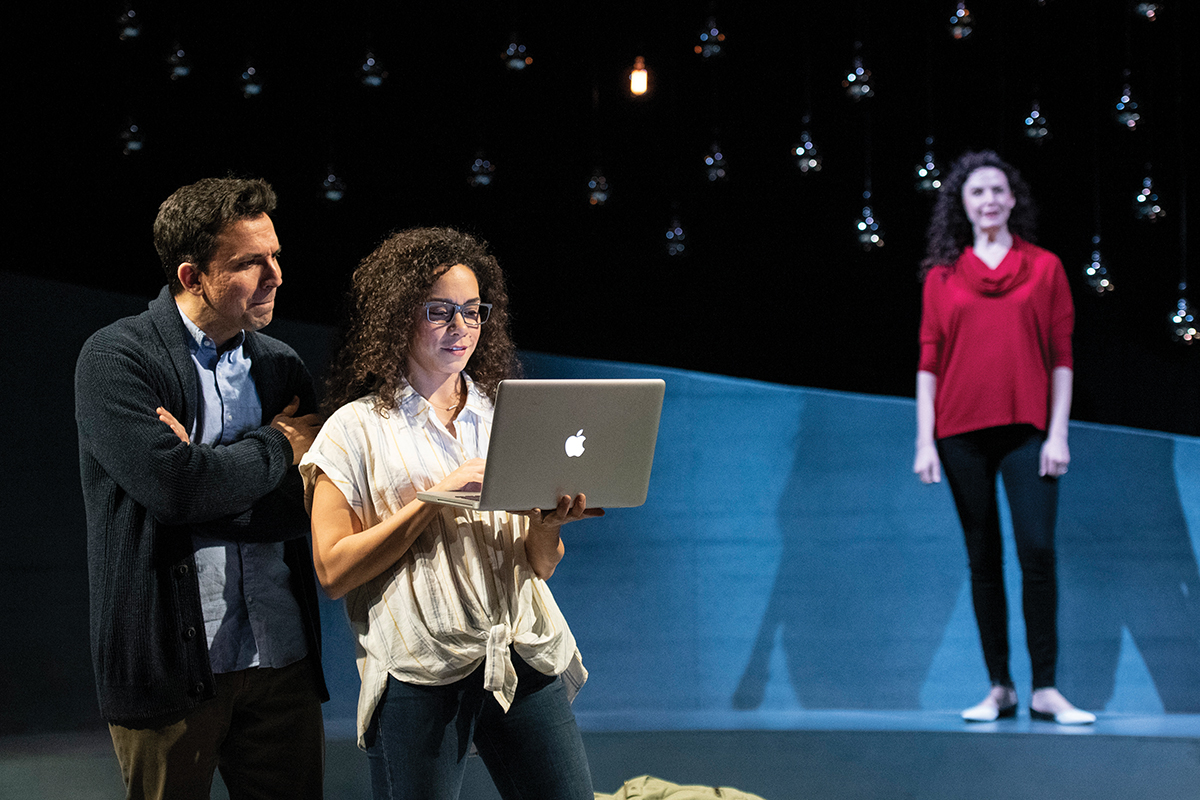 the wanderers, theatre j, review