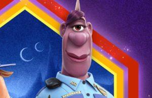 onward, lena waithe, lesbian, officer specter