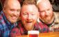 Red Bear Brewing Co.: Simon Bee, Bryan Van Den Oever and Cameron Raspet -- Photo: Todd Franson