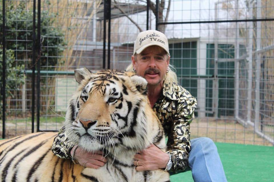 Tiger King's Joe Exotic files $94 million lawsuit claiming he was targeted for being gay