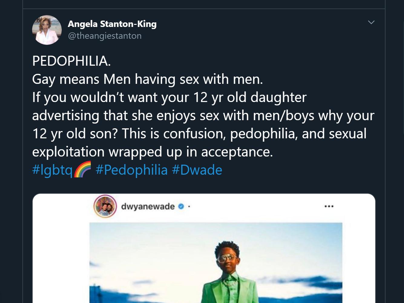Angela Stanton-King, GOP, Republican