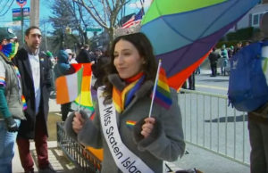 miss staten island, bisexual, st patrick's day