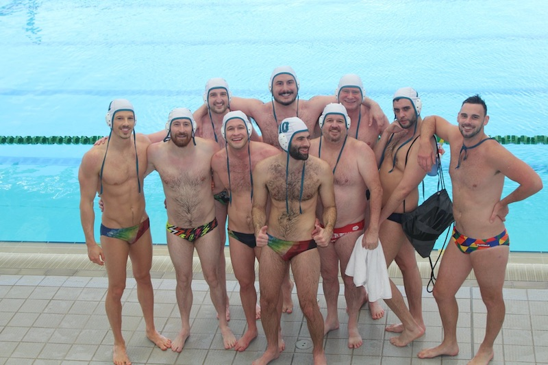 washington wetskins, water polo, lgbtq, gay, team