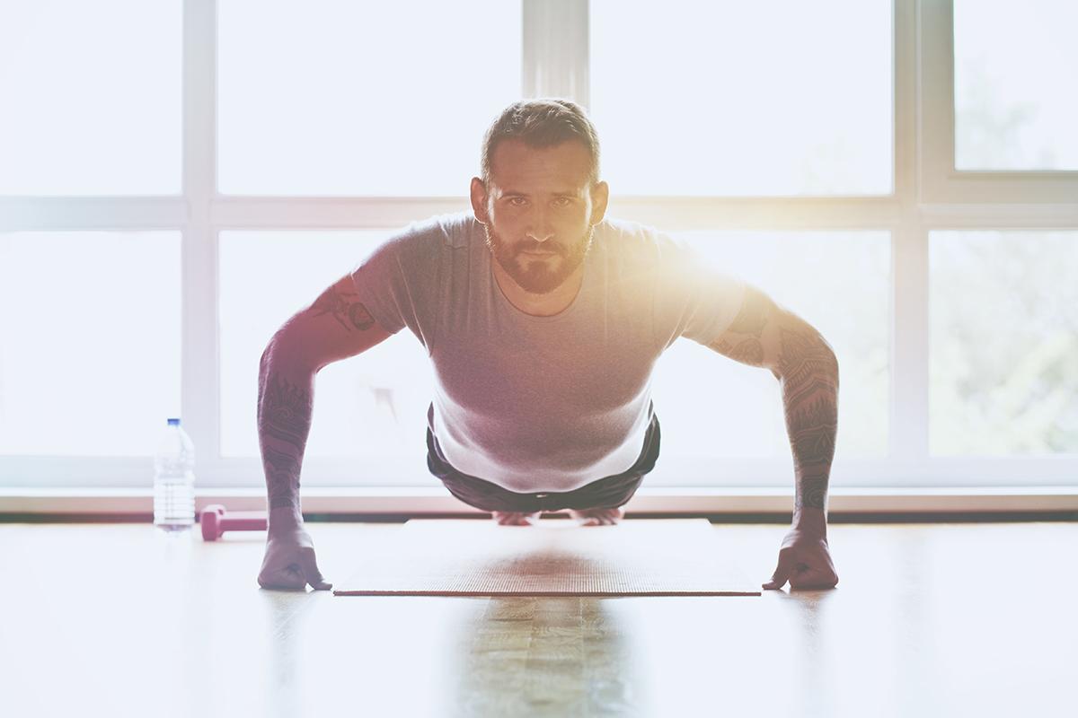 home, gym, fitness, health, coronavirus, exercise