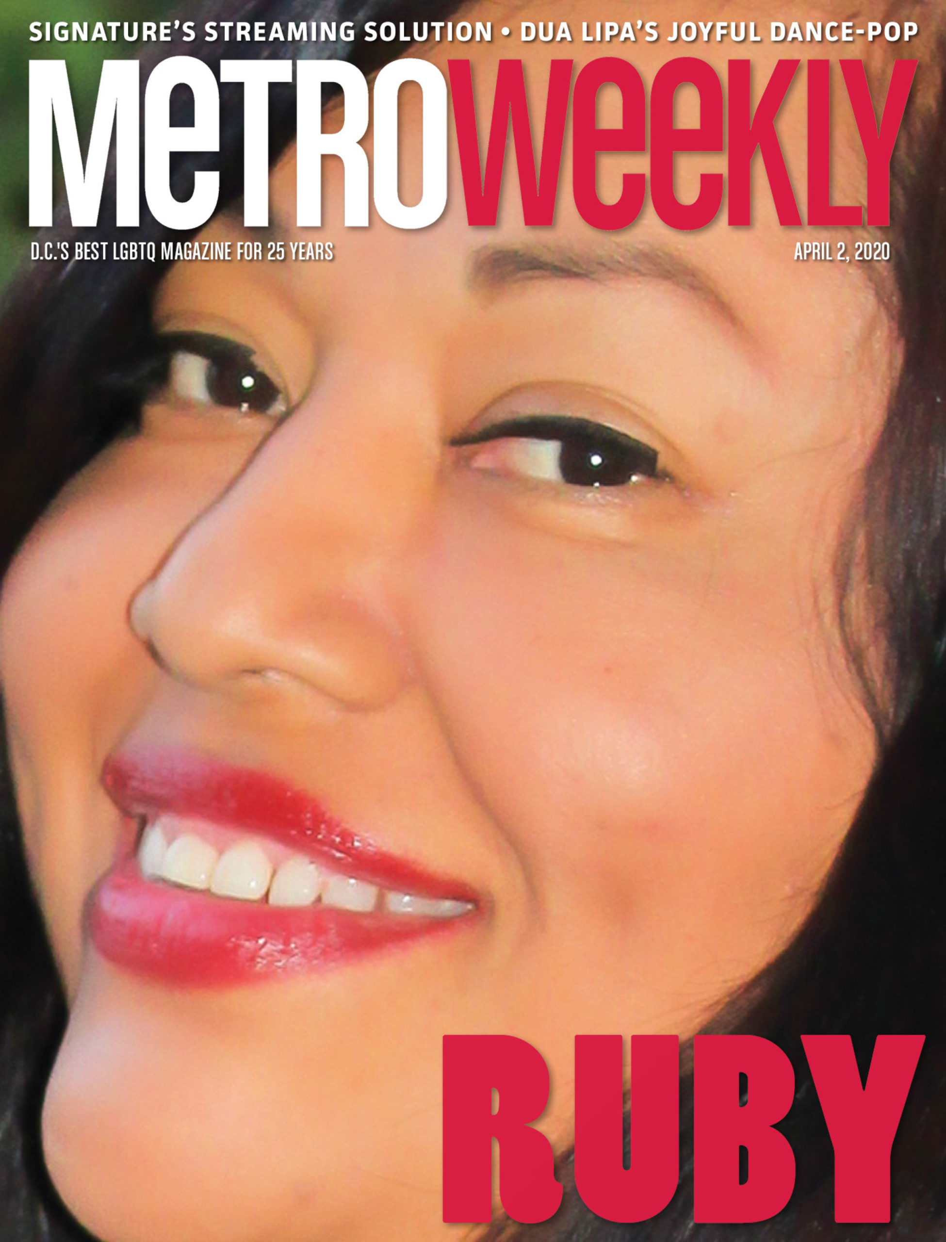 Metro Weekly Magazine, Digital Edition