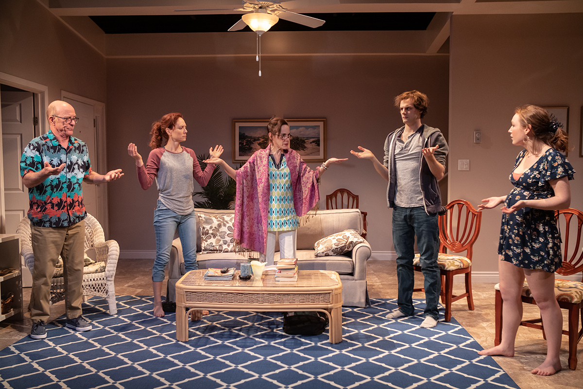 Spotlight: Signature Theatre's 'Easy Women Smoking Loose Cigarettes'
