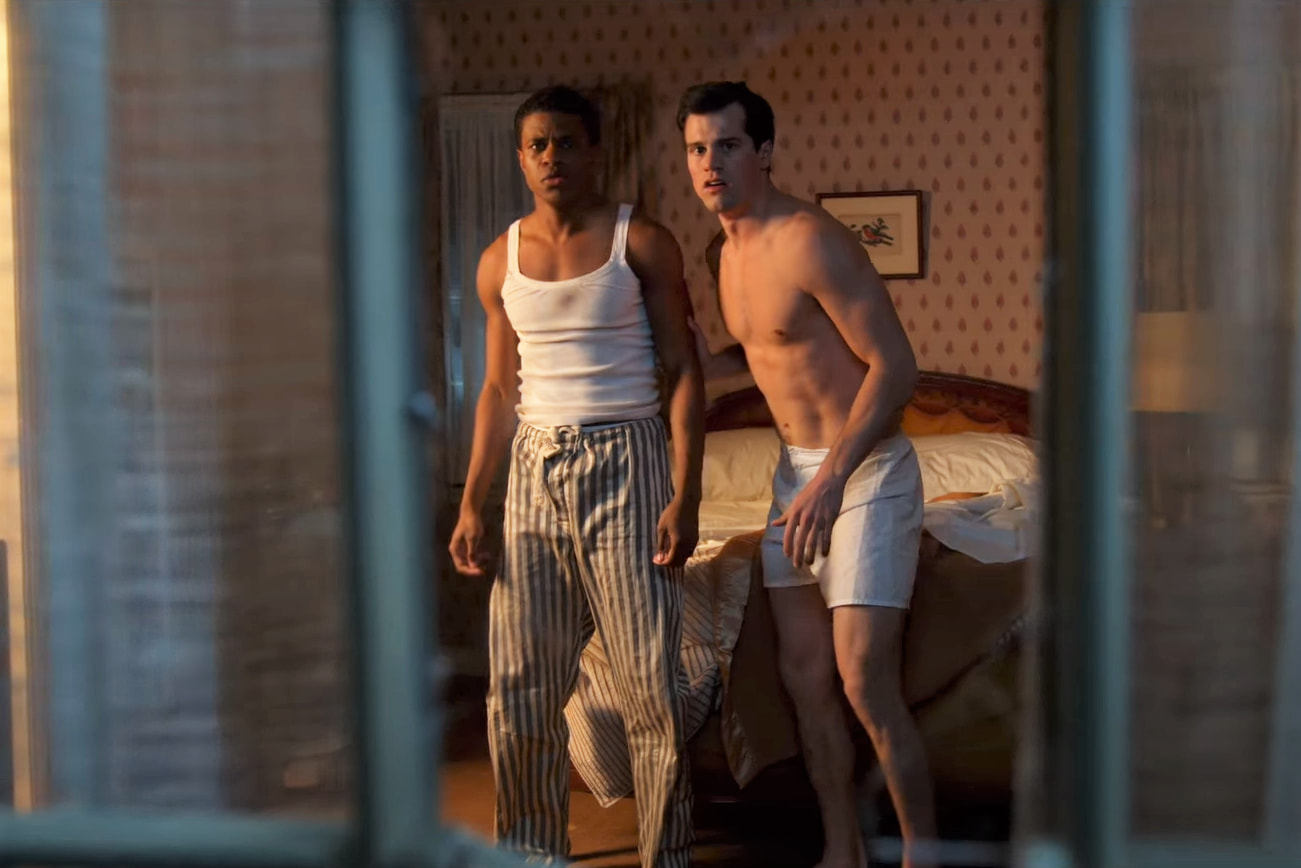 hollywood, ryan murphy, trailer, netflix, gay
