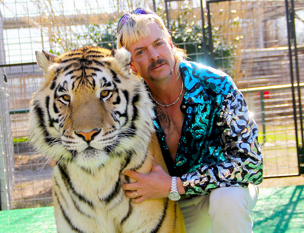 tiger king, joe exotic, netflix, carole baskin