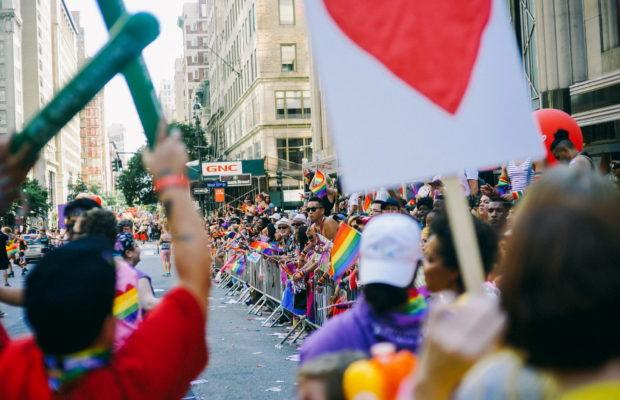 pride, nyc pride, parade, rainbow
