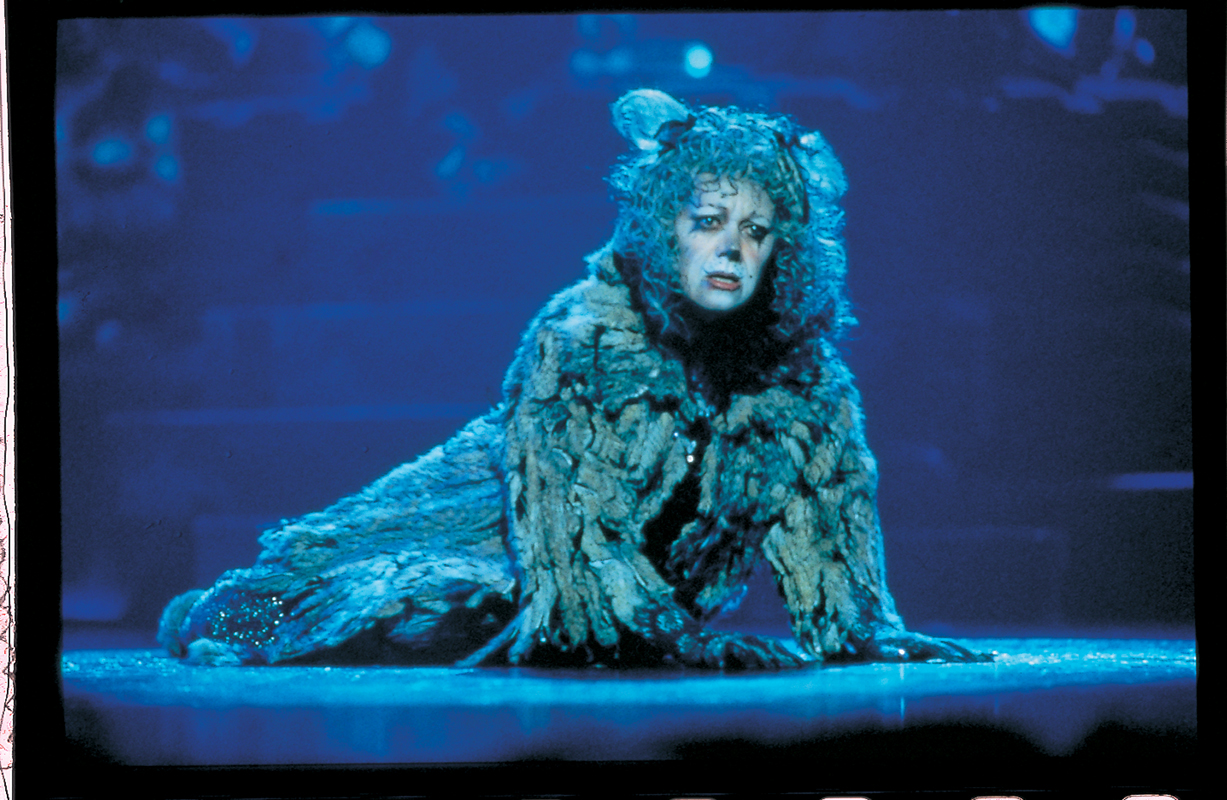 cats, elaine page, stream, andrew lloyd webber