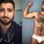 Francisco José Alvarado, mr gay world, doctor, covid