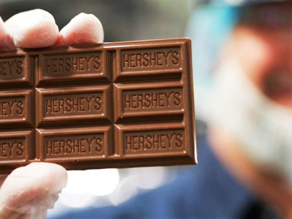 hershey's, chocolate, ceo, hrc, lgbtq