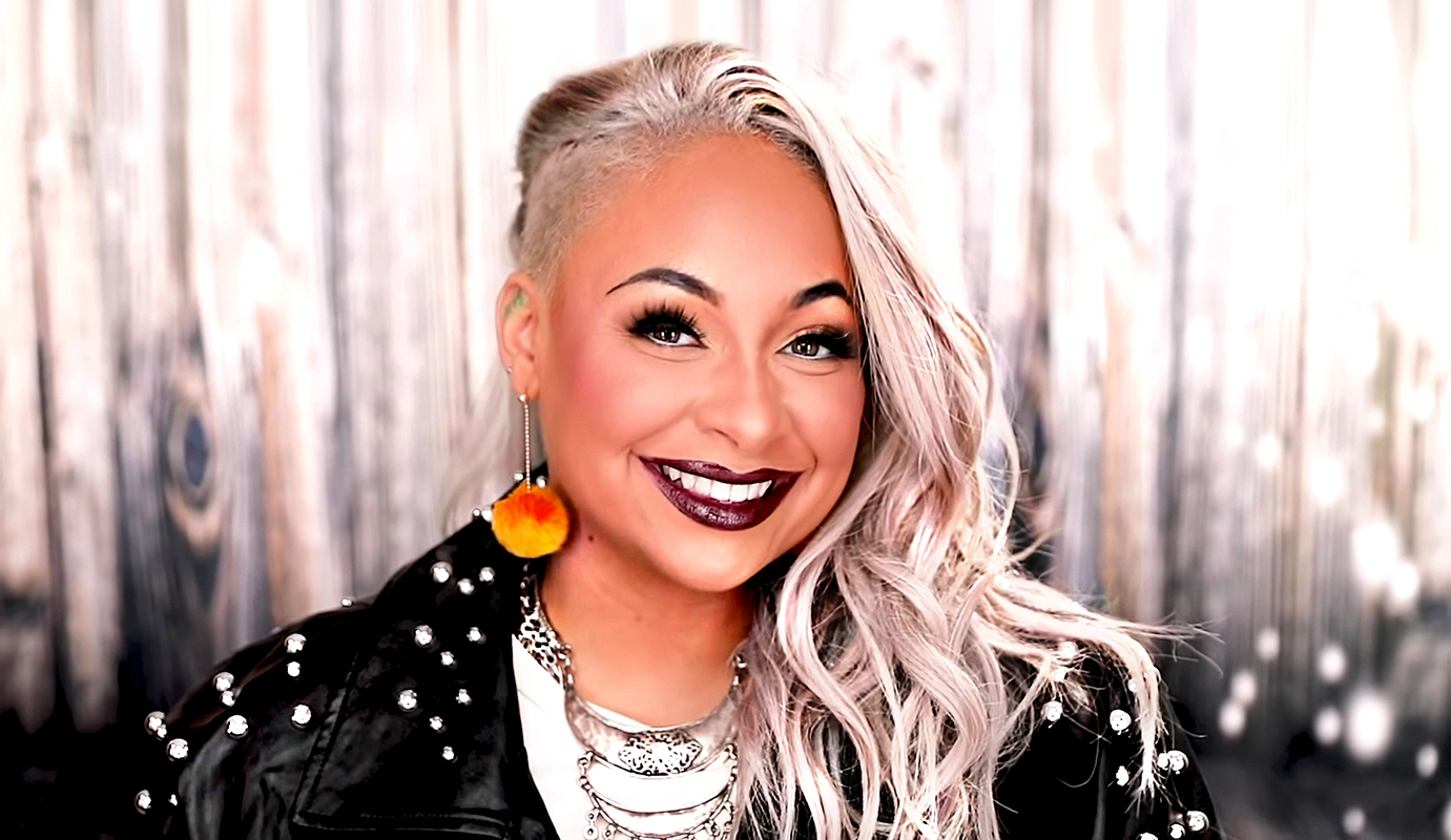 Raven-Symoné, celebrity watch party, raven, raven's home