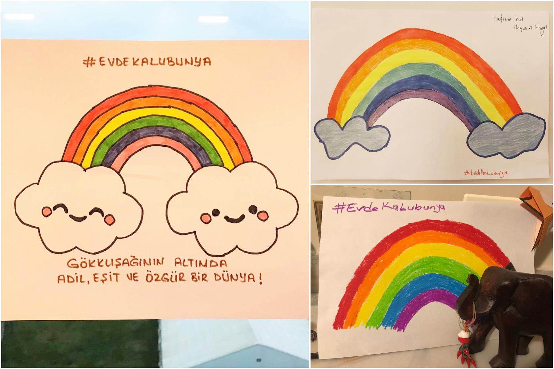 turkey, rainbows, gay