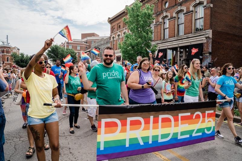 indy pride, police, pride