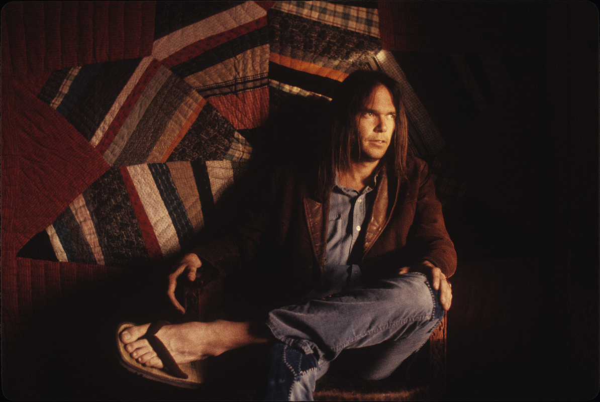 neil young, homegrown, album