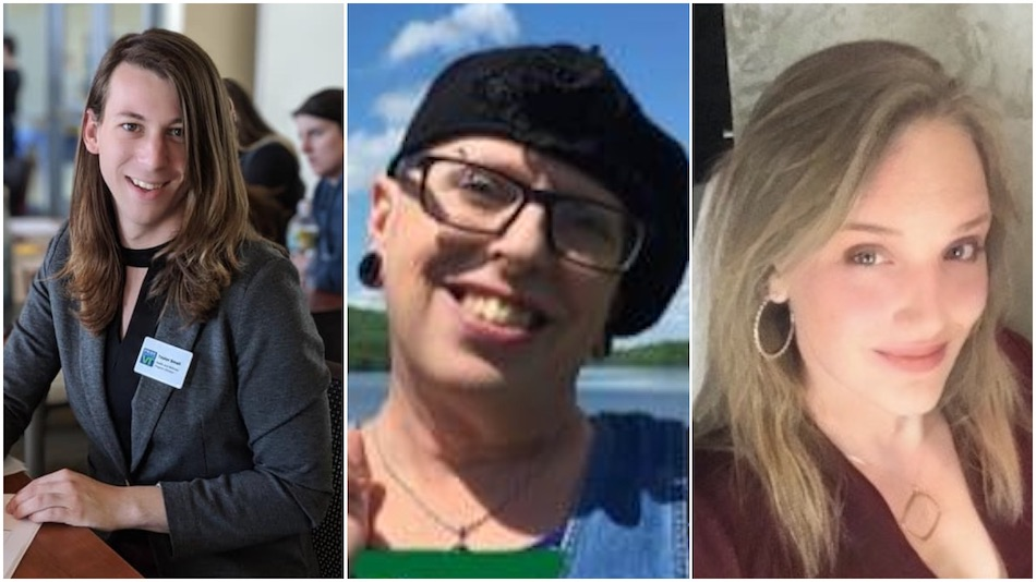 Three transgender candidates running for the Vermont House of ...