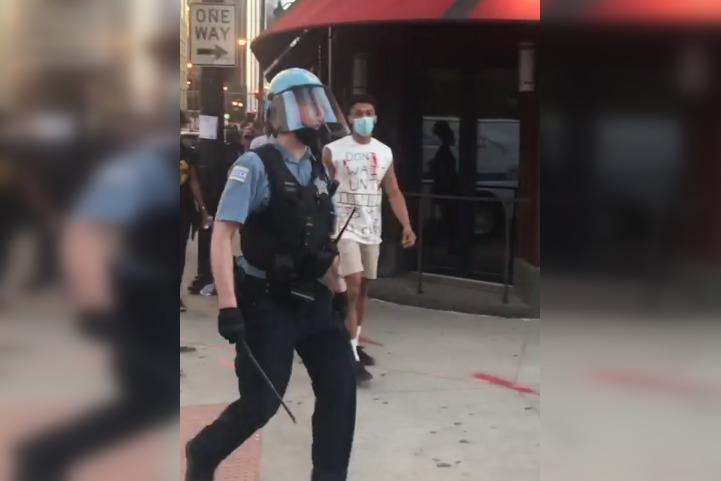 chicago, officer, police, slur, anti-gay, homophobic
