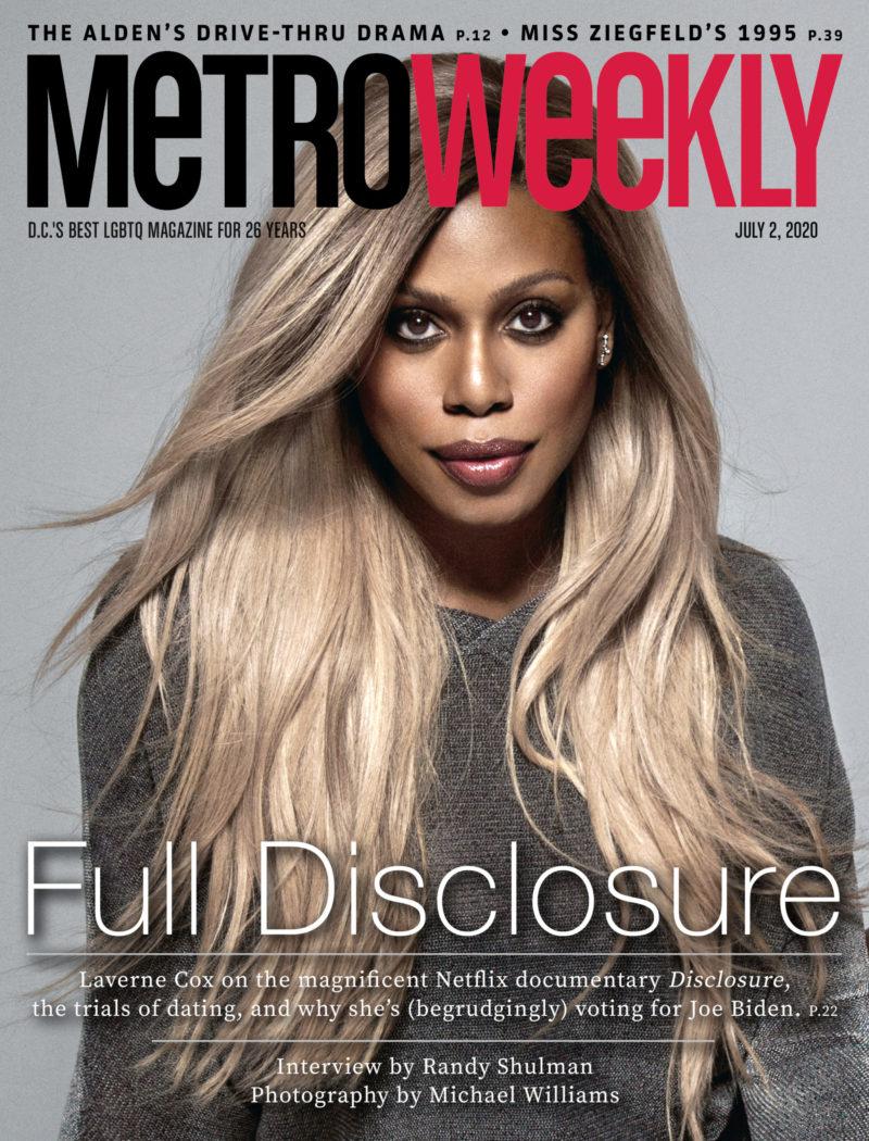 Metro Weekly | Gay / LGBT News cover image