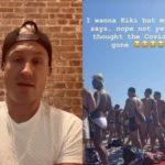 Corey Hannon, Fire Island, Covid, gay,