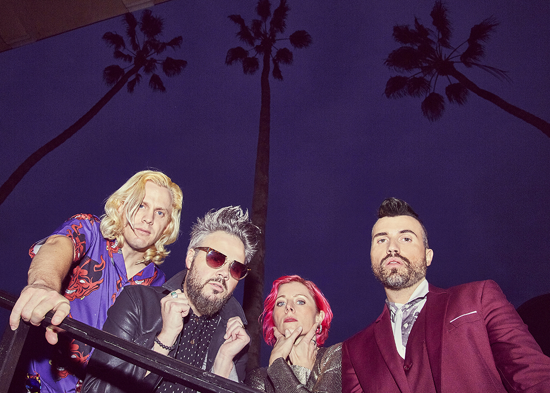 Neon Trees, album, music, review, i can feel you forgetting me
