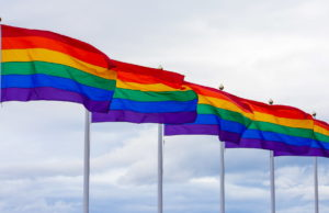 pride, flag, rainbow, lgbtq