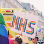 nhs, pride, england, lgbtq, gay, trans, national health service
