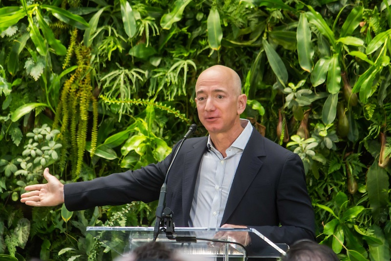 jeff bezos, amazon, anti-gay, anti-lgbtq, amazonsmile