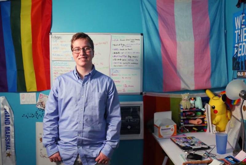 trans, 11th student, bathroom, transgender