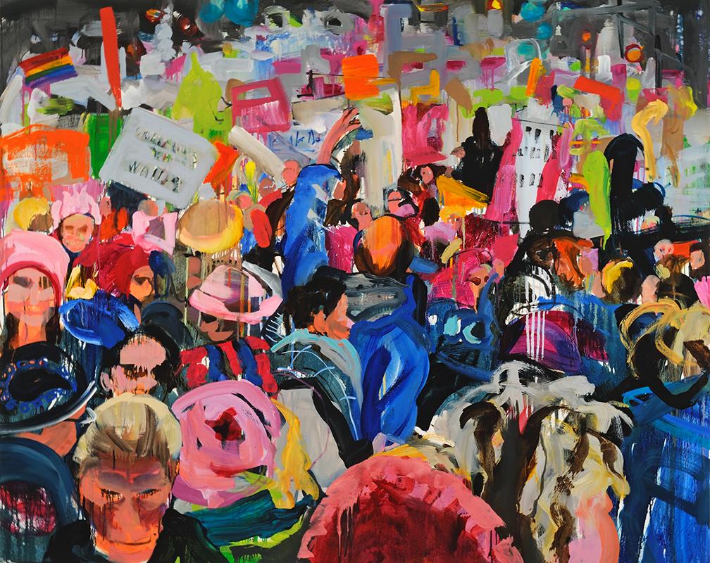art and activism, studio gallery, art