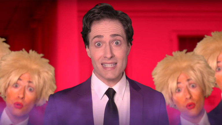 randy rainbow, gay, racist, transphobic, tweets, twitter