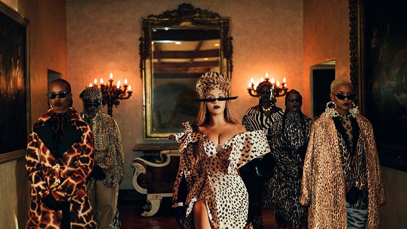 beyonce, black is king, album, disney, music