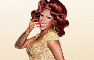 Chi Chi DeVayne, dead, drag race, drag queen