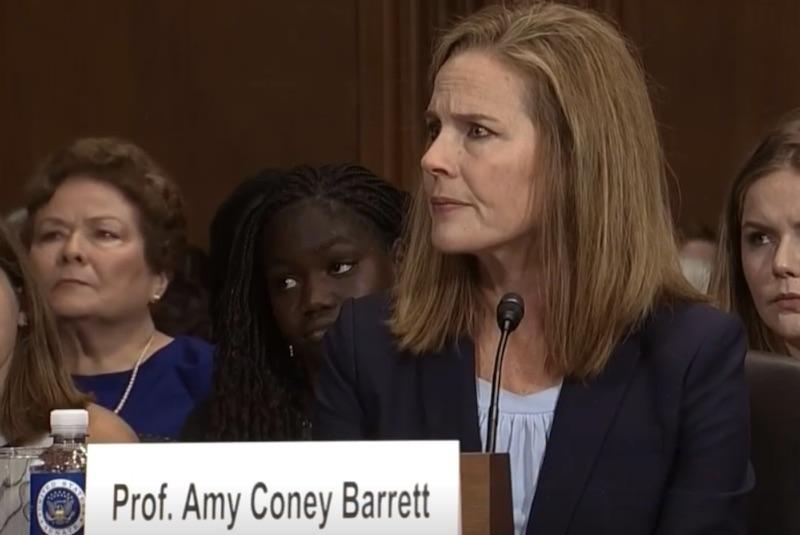 amy coney barrett, lgbtq, trump, scotus, supreme court