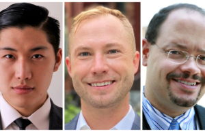 LGBTQ Victory Fund, Allister Chang, Randy Downs, Alex Padro
