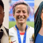 Billy Porter, Megan Rapinoe, Alicia Garza