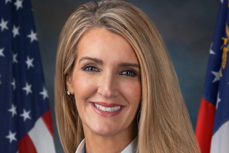 Georgia Senator Kelly Loeffler donated her salary to anti-LGBTQ group
