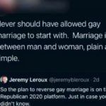 fort zumwalt, marriage, gay, teacher, anti-gay, tweet