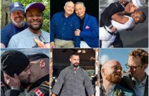 gay, twitter, lgbtq, george takei, proud boys, #ProudBoys