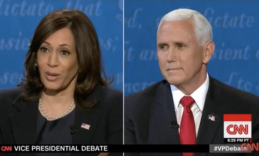 debate, vp, vice president, kamala harris, mike pence