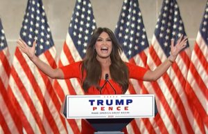 Kimberly Guilfoyle, Donald Trump, Trump