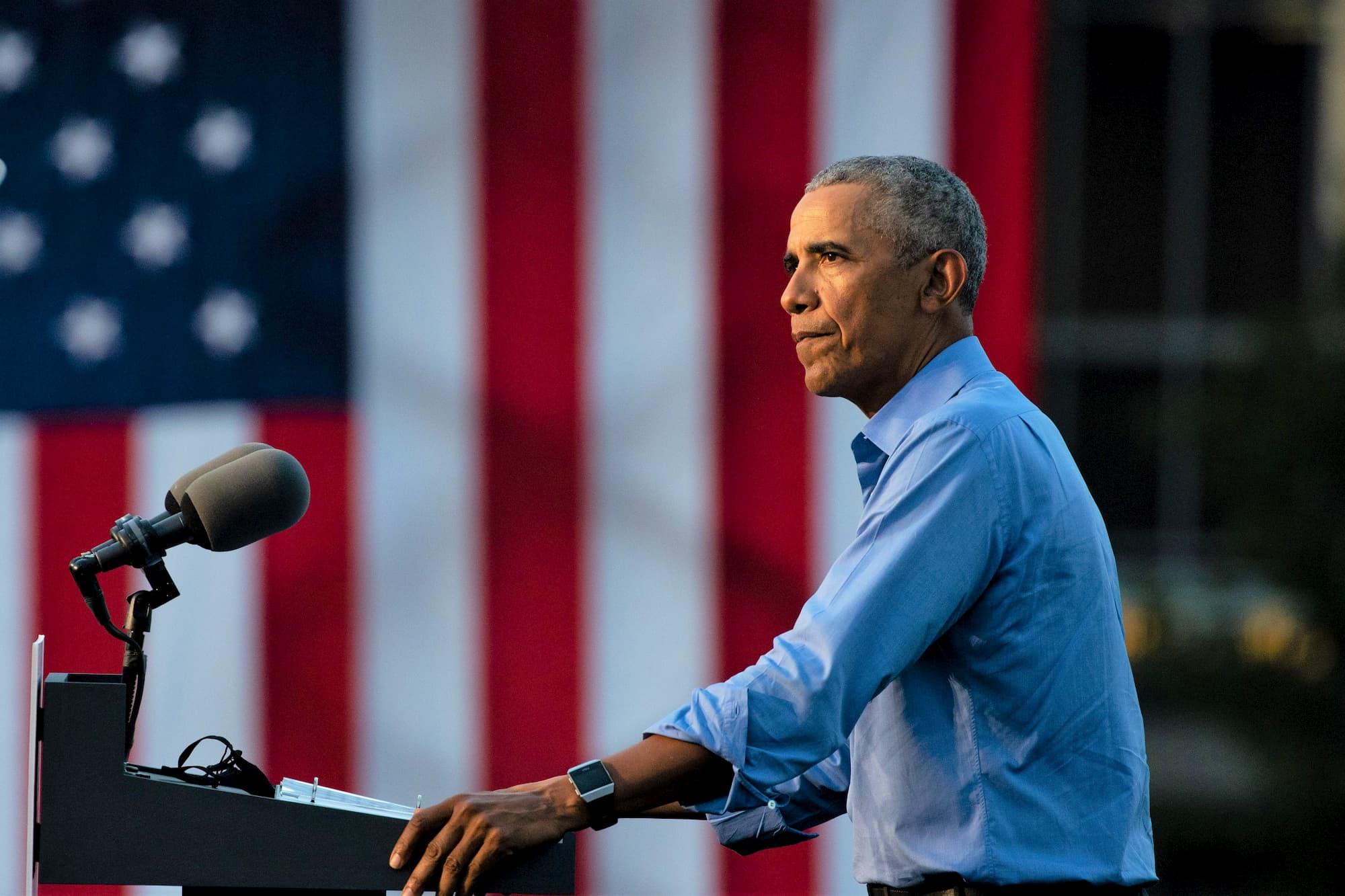 Barack Obama, president