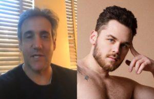 michael cohen, matthew camp, onlyfans, donald trump, gay