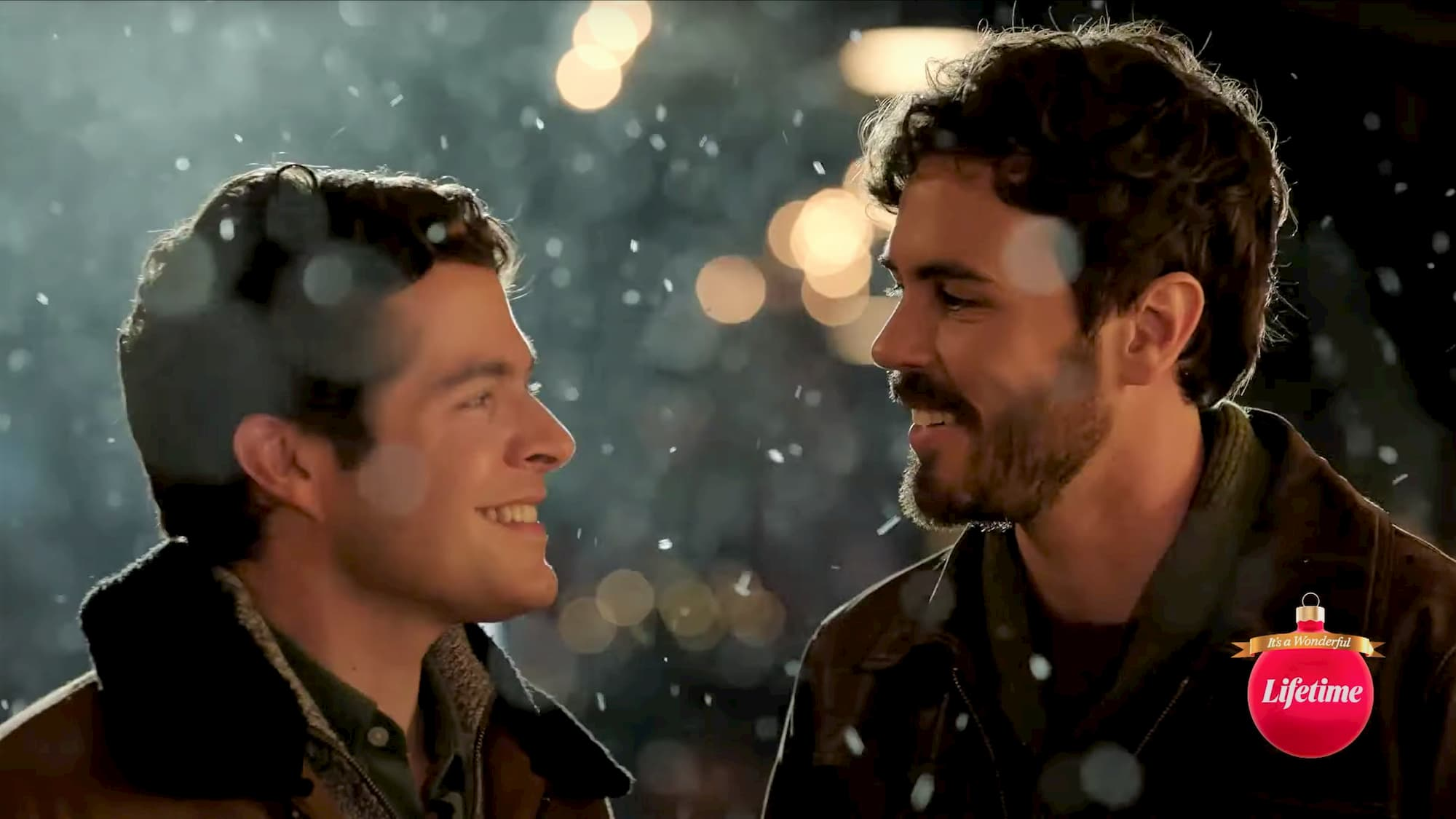 Ben Lewis, Blake Lee, The Christmas Setup